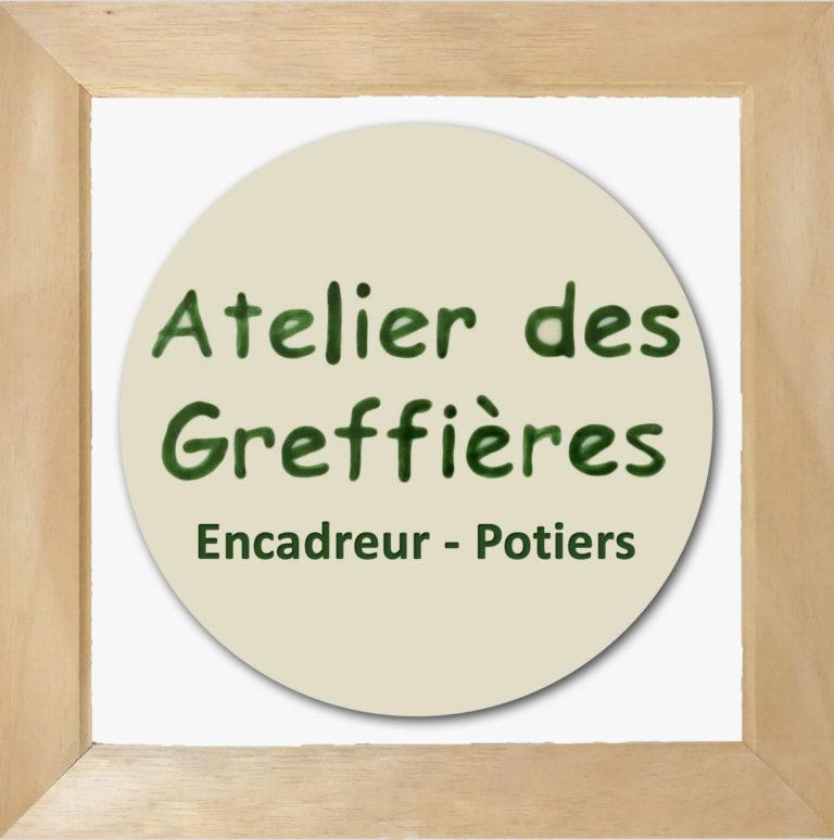 Logo de notre client Atelier des greffières