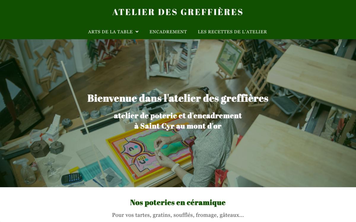 Read more about the article Atelier des greffières