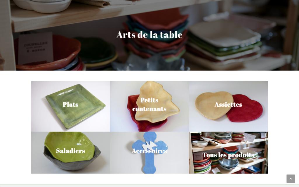 Atelier des greffières - arts de la table