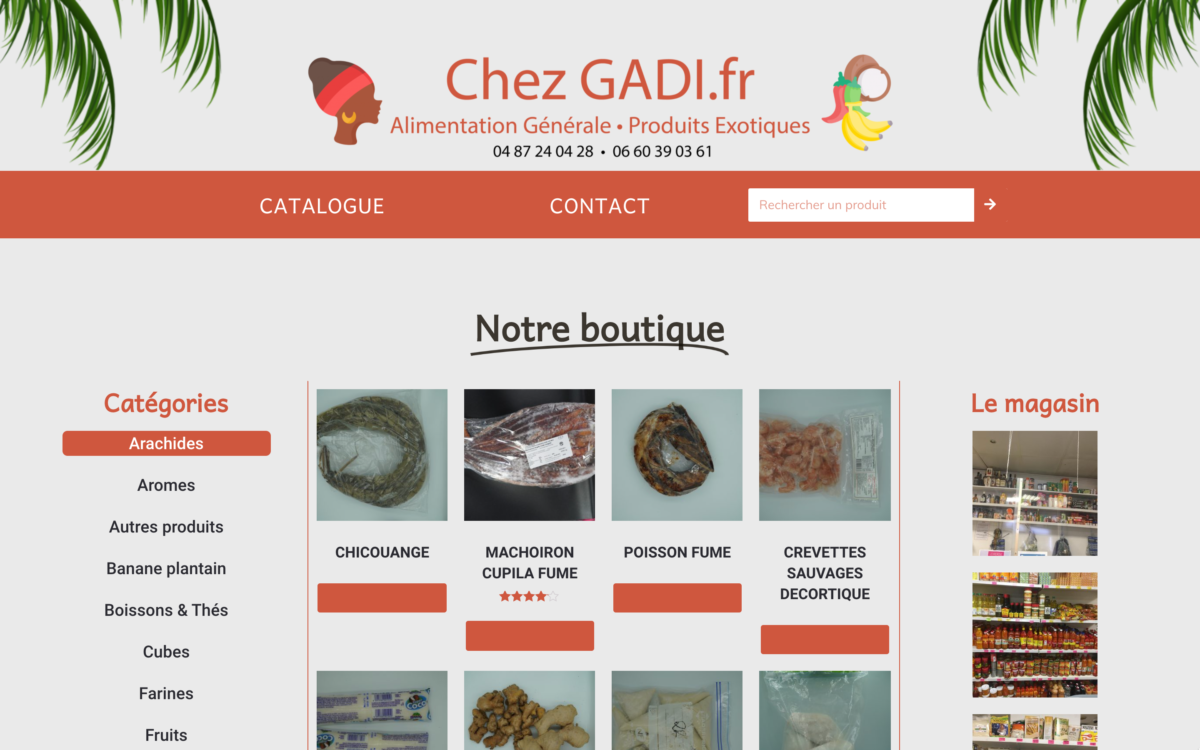 Read more about the article Chezgadii.fr