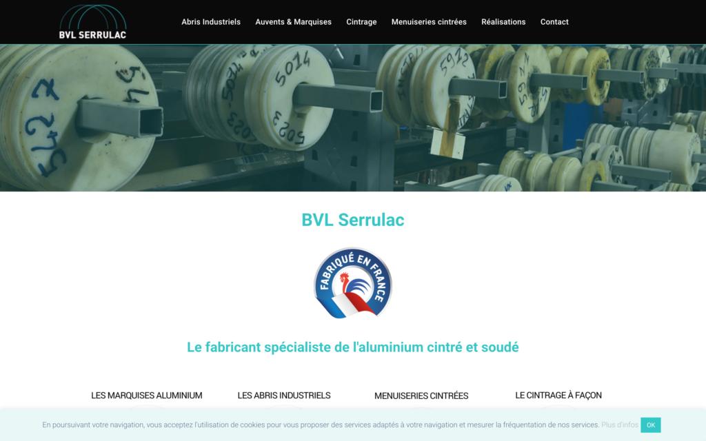 BVL Serrulac - Accueil